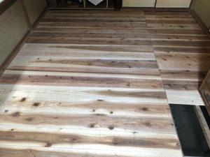 4:床を設置